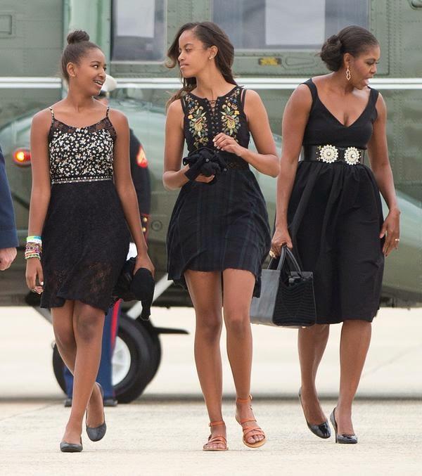 Michelle Obama celebrates her 51st birthday