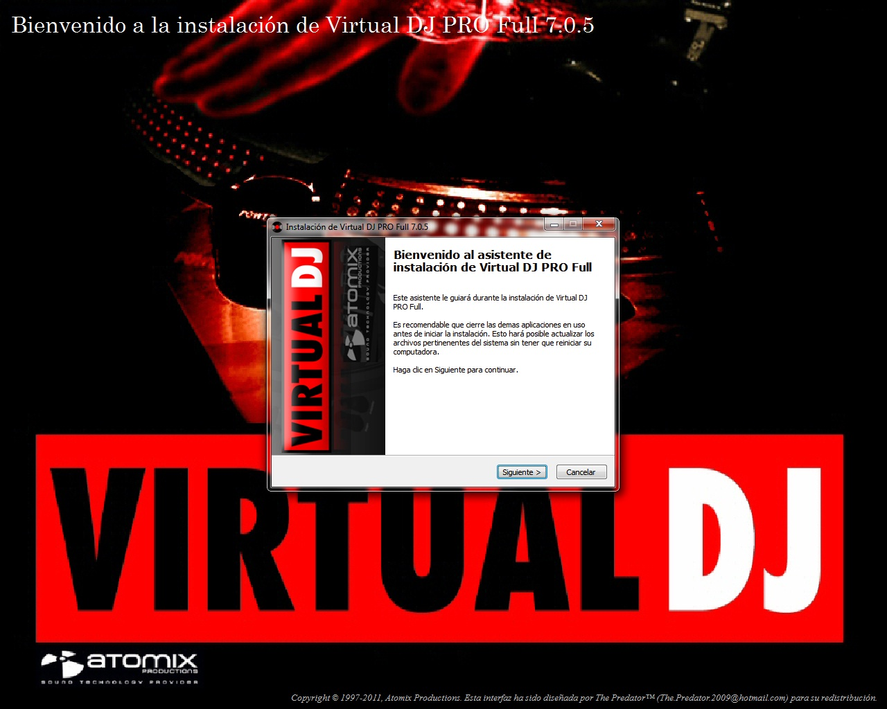 Download Atomix Virtual Dj PRO 7 0. 5 Build 377 Torrent, Rapidgator, Rapids