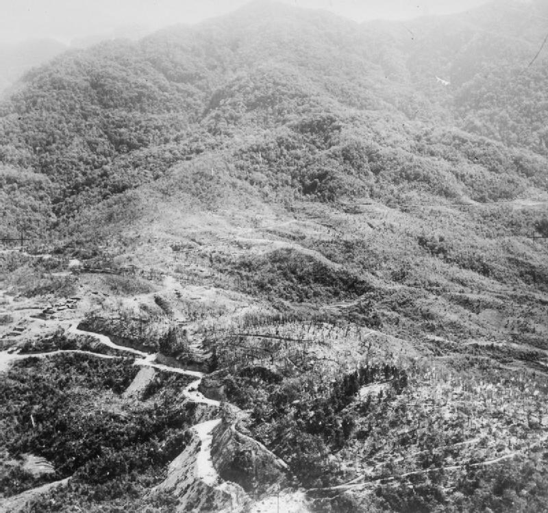 Kohima in the past, History of Kohima