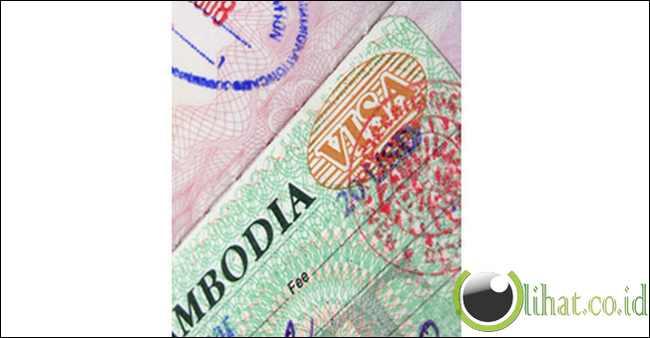 Tips cara mendapatkan visa (2%)