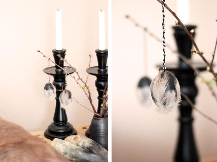 Amalie loves Denmark Kerzenständer aus Holz