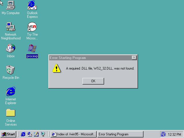 Windows 95 sucks download