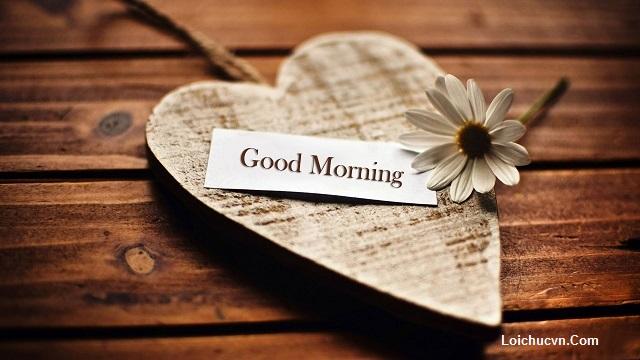 Lời chúc buổi sáng hay và ý nghĩa tặng người yêu