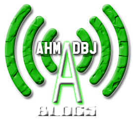 Ahmad Bj Blogs