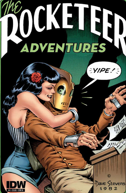 The Rocketeer Adventures - Dave Stevens