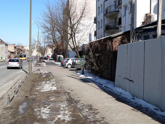 Ulica Zamieniecka