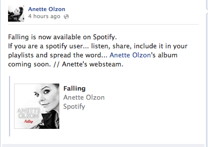 https://www.facebook.com/anetteolzonofficial