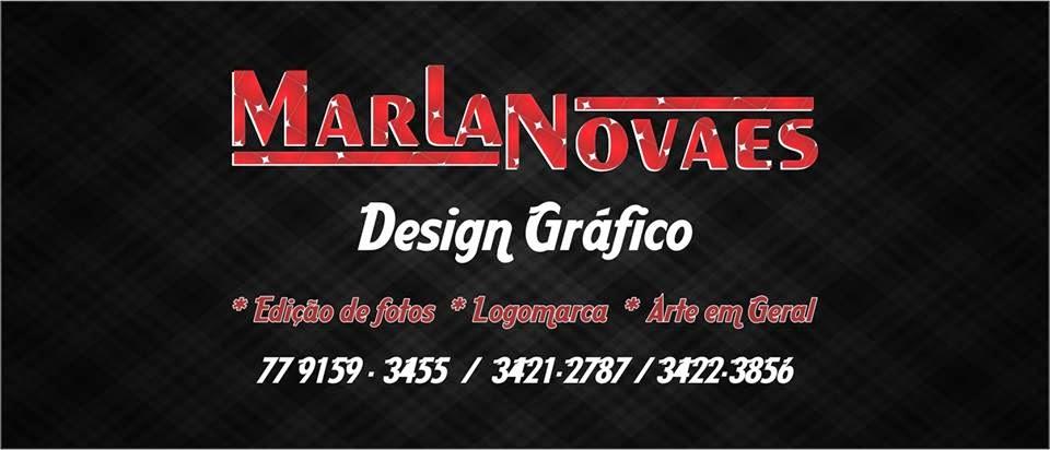 MARLAN NOVAES DESIGN GRÁFICO