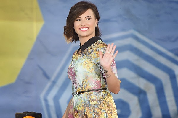 Demi Lovato released a line of tools for skin care