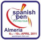 Открытый чемпионат Испании по настольному теннису