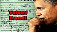ER: Montgomery Sibley Updates Obama Felony ID Fraud Case; Fuddy Paid $50K