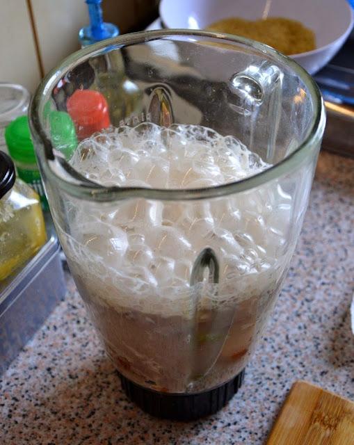 Zupka harira dolej wody