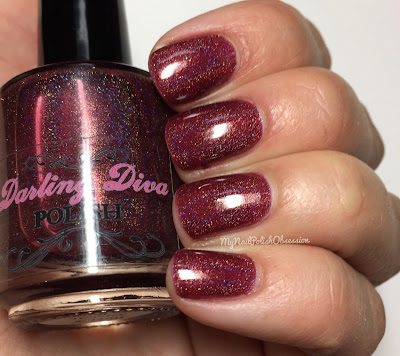 Darling Diva Polish The Force Collection; Scruffy Looking Nerf Herder