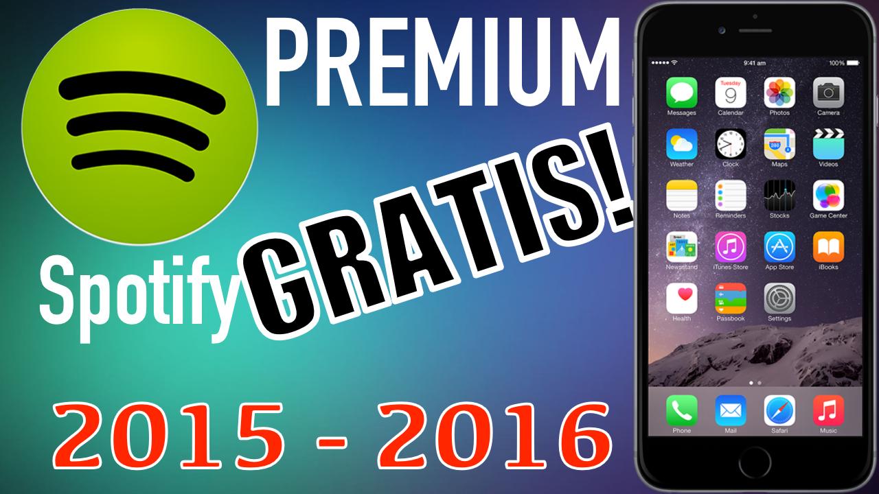 Spotify gratis sin tarjeta de credito