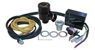 brunei compact tuner universal electrical dump valve kit for turbo diesel. Black Bedroom Furniture Sets. Home Design Ideas