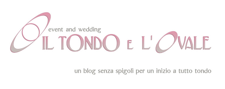Il Tondo e l'Ovale - Event and Wedding