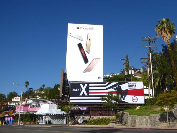 Apple iPhone 6s launch billboard