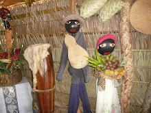 Festa da Banana Quilombola - Quilombo Mata Cavalo