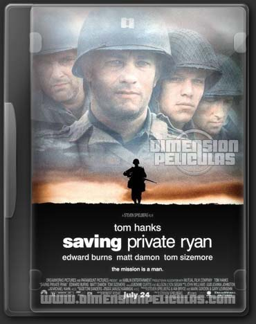 Salvar al soldado Ryan (BRRip HD Ingles Subtitulado) (1998)