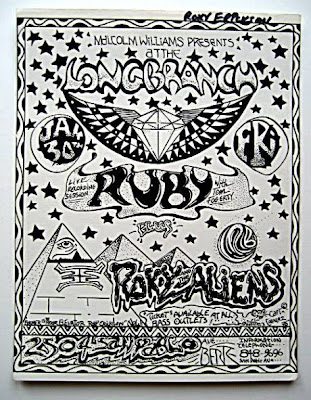 Roky and the Aliens