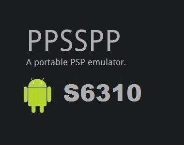 Kumpulan Game Ppsspp S6310 Community