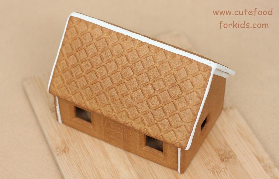Cute Food For Kids Ikea Gingerbread House Kit Monster