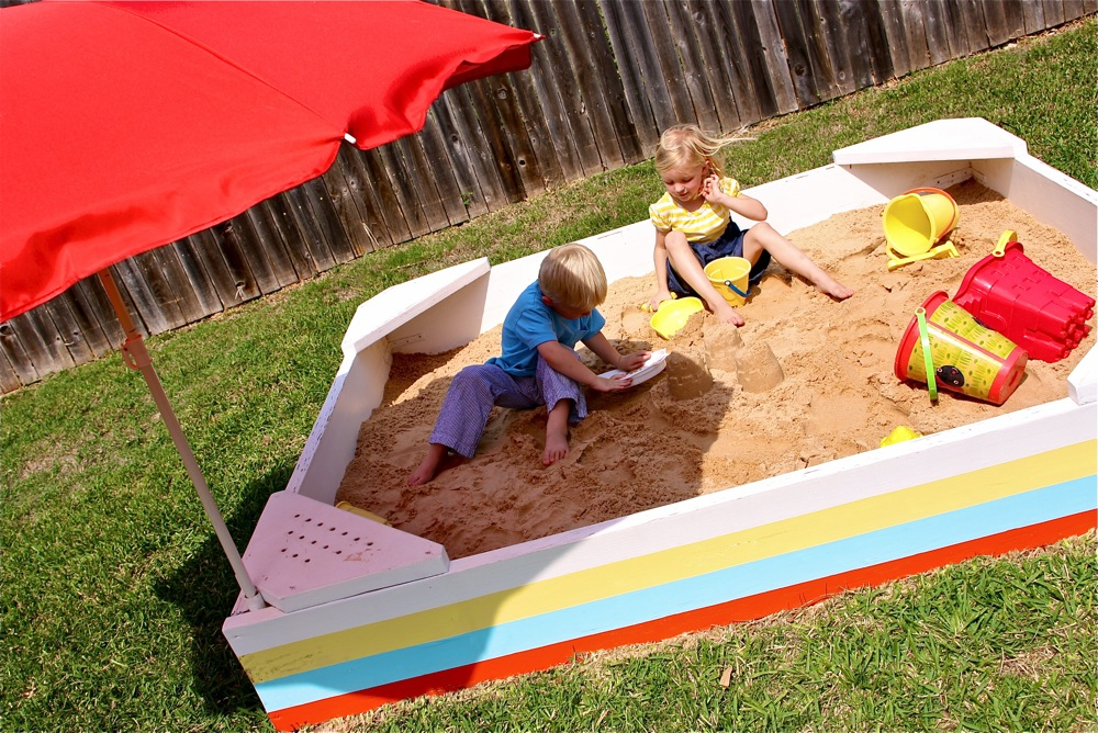 Backyard Sandbox : TUTORIAL Backyard Sandbox