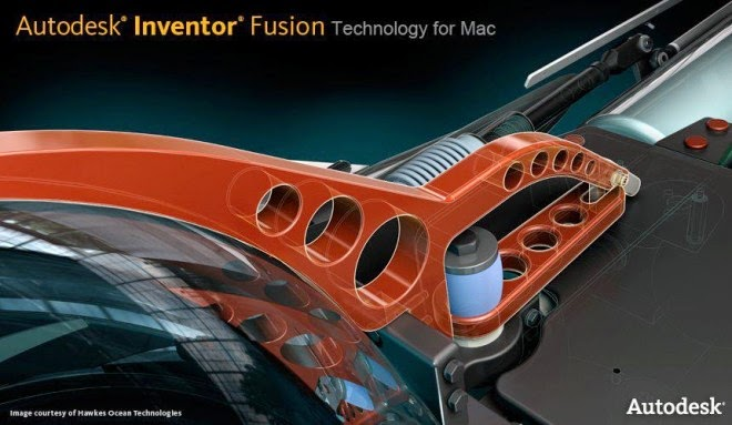 """Autodesk"" launches design program ""Autodesk 360 Fusion"" system ""Mac"""