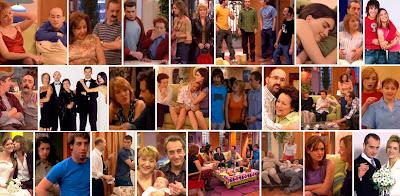 Escenas de la serie Siete Vidas de Telecinco