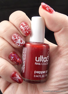 Ulta3 Pepper Pot with MASH plate stamping