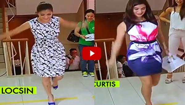 "Watch: Angel Locsin, Anne Curtis, Mikee Cojuangco and other celebs play ""Piko"""