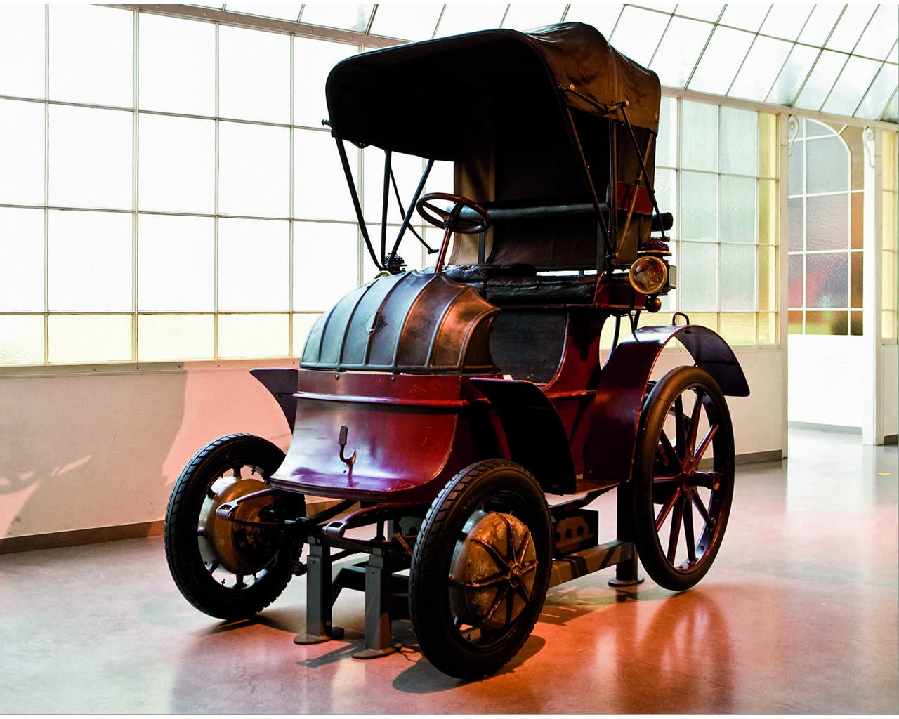 A Short History of the Different Car Motors - Steam, Gas, Electric ...