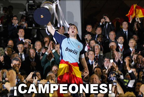 Real Madrid Campeones Copa del Rey