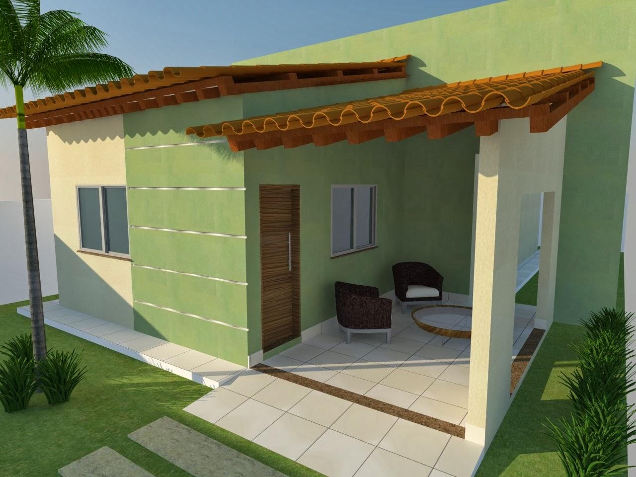 Anna roberta lira casa popular for Casa popular
