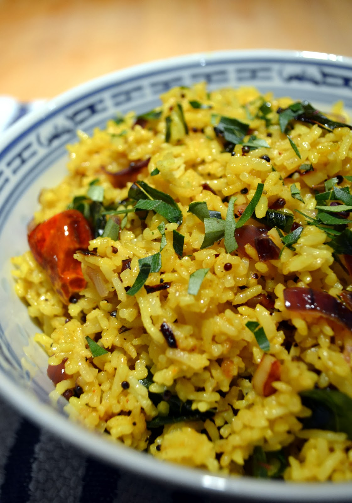 South Indian Coconut Rice - New York Food Journal