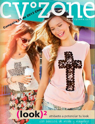 catalogo cyzone chile C-15 2013