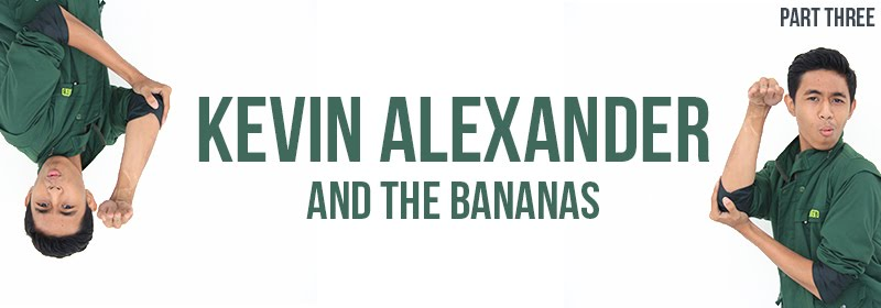 Kevin Alexander and The Bananas