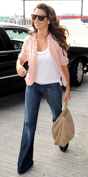Penelope Cruz Casual Style
