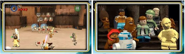 LEGO Star Wars: The Complete Saga v1.7.50 APK+DATA