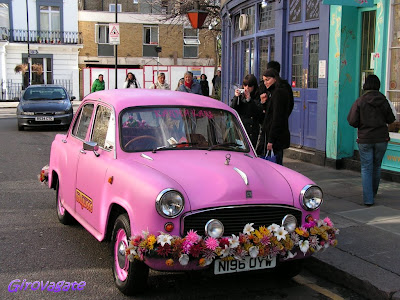 pink Londra