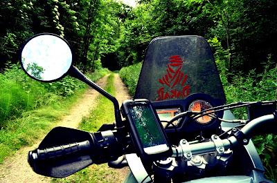 Forest roads to Baden Baden