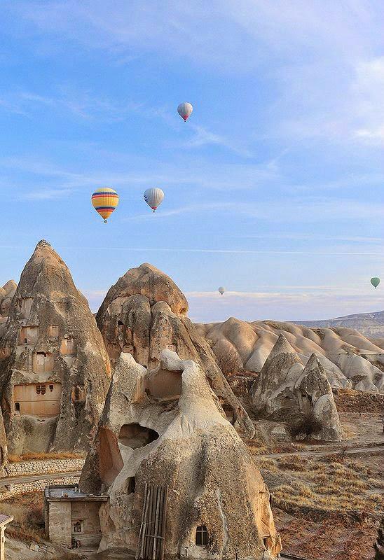 ˚Göreme, Cappadocia - Kapadokya, Turkey