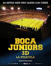 Boca Juniors 3D, la película (2015) [Latino]