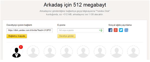 Tüm Detaylarıyla Yandex Depolama Alanı
