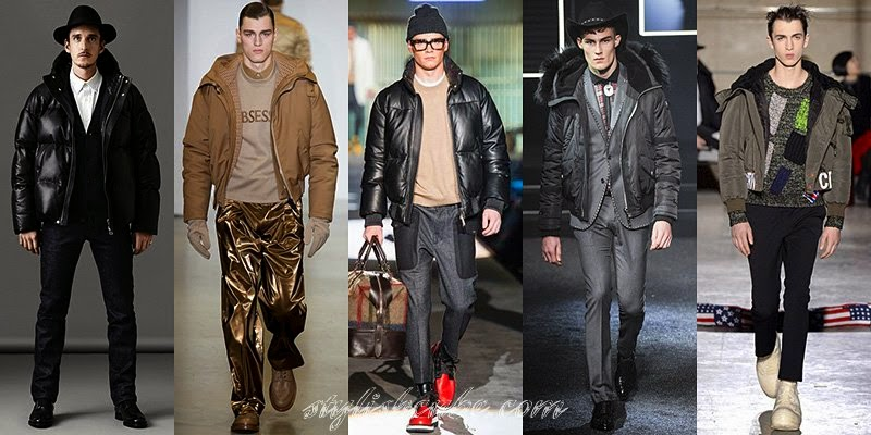 Latest Men Fashion Trends 2015 Fall Winter Men s