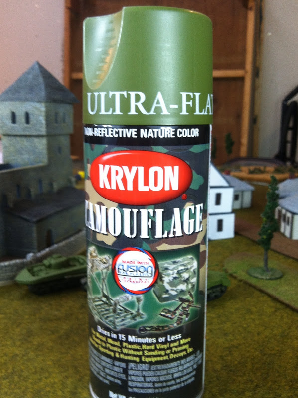 Alternative Spray Colors Krylon Woodland Light Green Wwpd Wargames Board Games Rpgs Lcgs