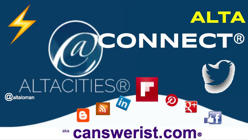 altacities.com® <br> ▶ Alta♥Connect Blog