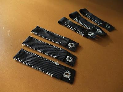 hand sew kite brace, nylon