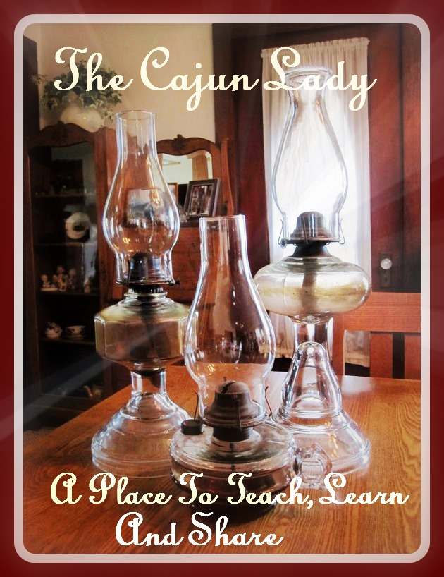 The Cajun Lady