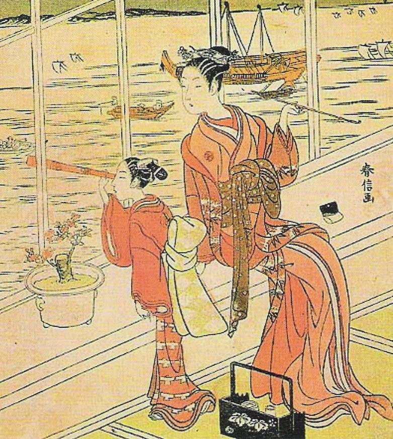 Early Japanese women